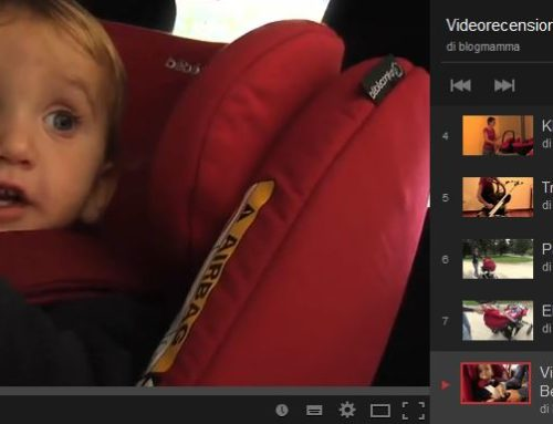 Nuovi seggiolini Bébé Confort: le video recensioni di Blogmamma