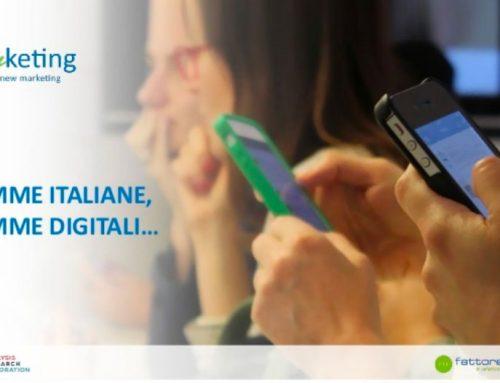 Ricerca FattoreMamma – 2BResearch 10-2016: Mamme italiane, mamme digitali