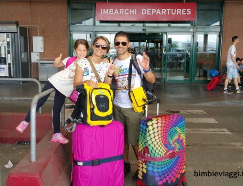 Humana, integratori per viaggiare sereni