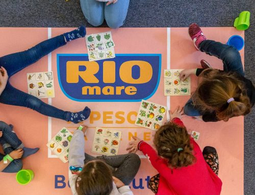 Rio Mare – campagna 2019 #ilpescefabene