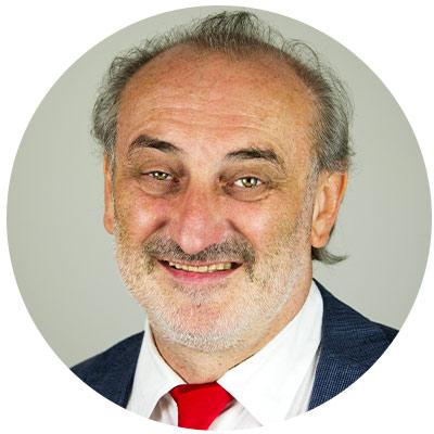 Daniele Novara, Fondatore e direttore del CPP, pedagogista e autore
