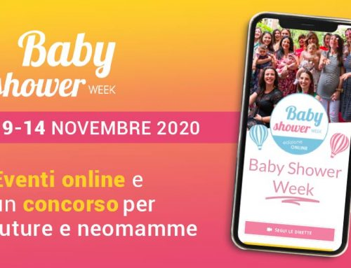 Baby Shower Week  – Novembre 2020