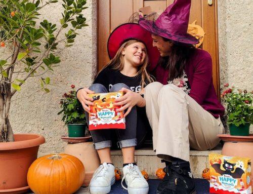Kinder Ferrero – Campagna Halloween